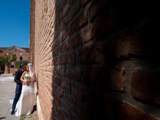 Il matrimonio di Daniele e Jessica a Chioggia, Venezia 17