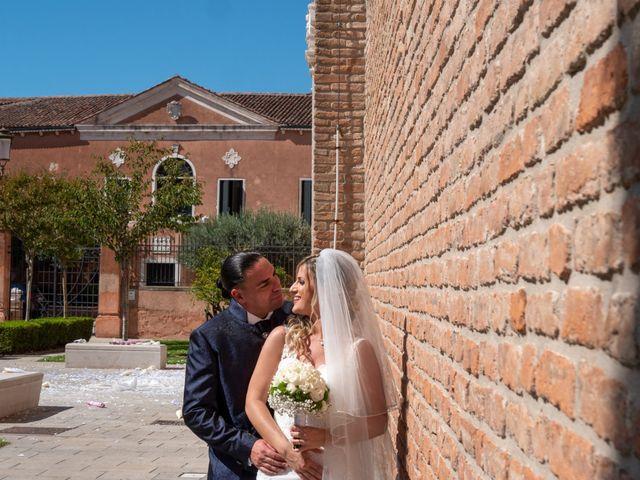 Il matrimonio di Daniele e Jessica a Chioggia, Venezia 18