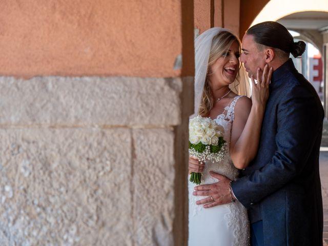 Il matrimonio di Daniele e Jessica a Chioggia, Venezia 23