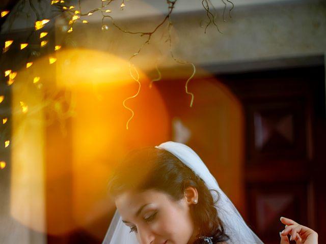 Il matrimonio di Maria e Francesco a Apricena, Foggia 9