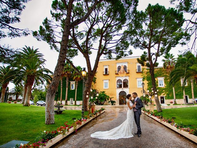 Il matrimonio di Maria e Francesco a Apricena, Foggia 12