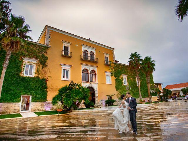 Il matrimonio di Maria e Francesco a Apricena, Foggia 15