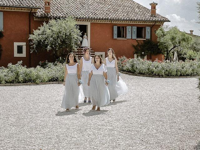 Il matrimonio di Alice e Claudio a Fossombrone, Pesaro - Urbino 44