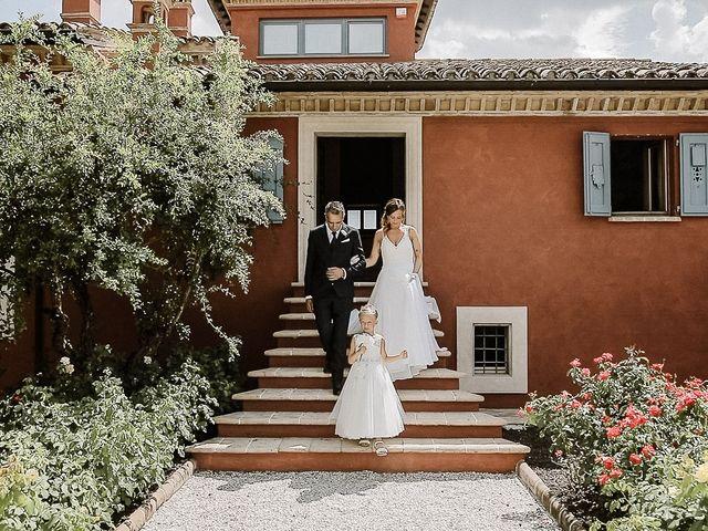 Il matrimonio di Alice e Claudio a Fossombrone, Pesaro - Urbino 45