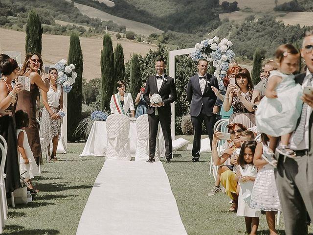 Il matrimonio di Alice e Claudio a Fossombrone, Pesaro - Urbino 46