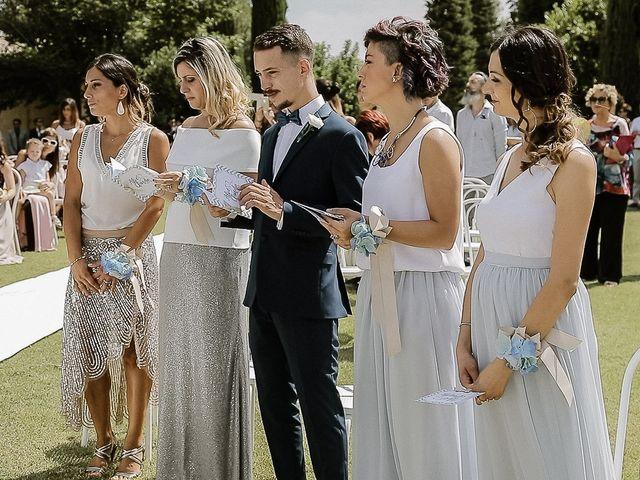 Il matrimonio di Alice e Claudio a Fossombrone, Pesaro - Urbino 49