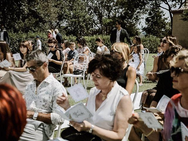 Il matrimonio di Alice e Claudio a Fossombrone, Pesaro - Urbino 50