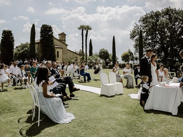 Il matrimonio di Alice e Claudio a Fossombrone, Pesaro - Urbino 51