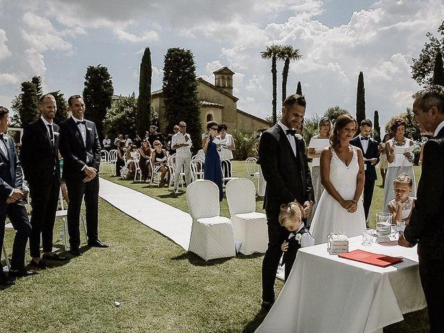 Il matrimonio di Alice e Claudio a Fossombrone, Pesaro - Urbino 2