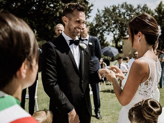 Il matrimonio di Alice e Claudio a Fossombrone, Pesaro - Urbino 52
