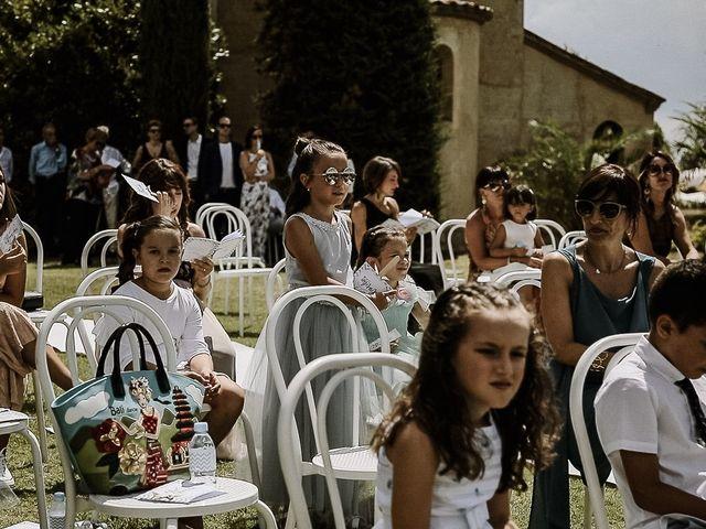 Il matrimonio di Alice e Claudio a Fossombrone, Pesaro - Urbino 54