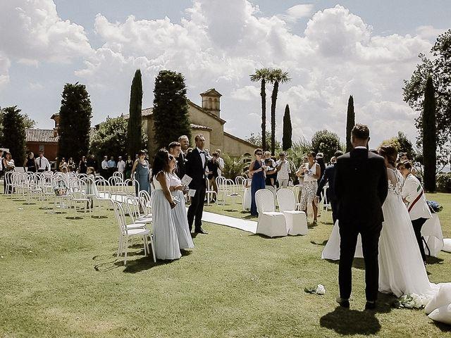 Il matrimonio di Alice e Claudio a Fossombrone, Pesaro - Urbino 58