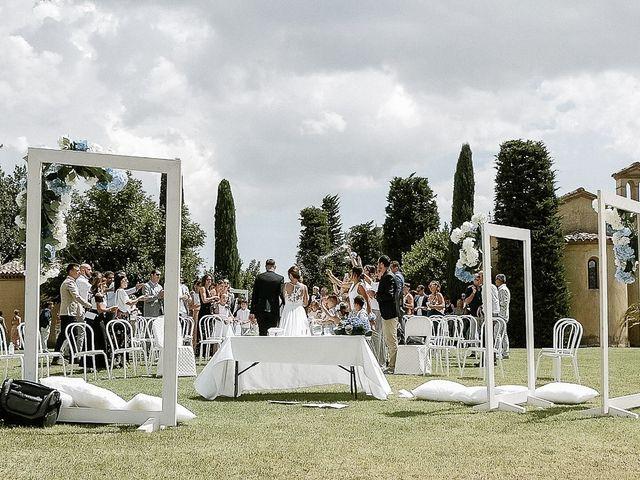 Il matrimonio di Alice e Claudio a Fossombrone, Pesaro - Urbino 59
