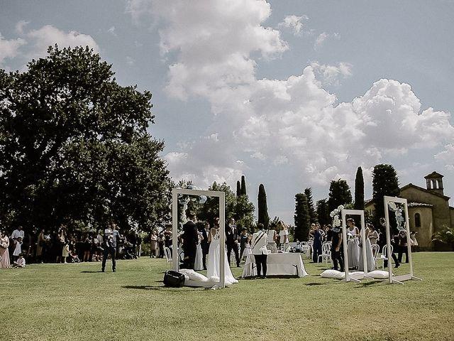 Il matrimonio di Alice e Claudio a Fossombrone, Pesaro - Urbino 62