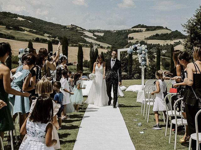 Il matrimonio di Alice e Claudio a Fossombrone, Pesaro - Urbino 65