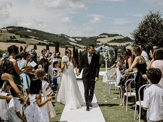 Il matrimonio di Alice e Claudio a Fossombrone, Pesaro - Urbino 66