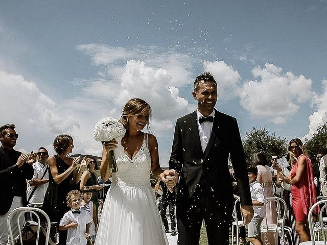 Il matrimonio di Alice e Claudio a Fossombrone, Pesaro - Urbino 67