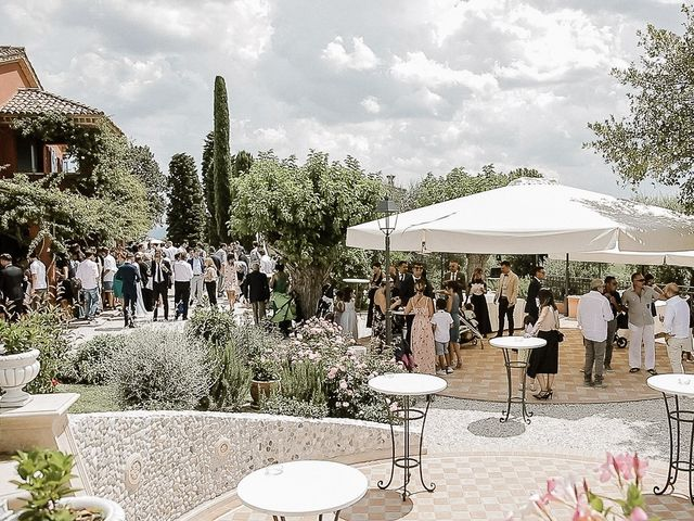Il matrimonio di Alice e Claudio a Fossombrone, Pesaro - Urbino 73