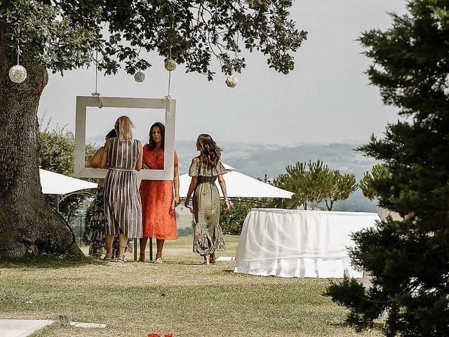 Il matrimonio di Alice e Claudio a Fossombrone, Pesaro - Urbino 75