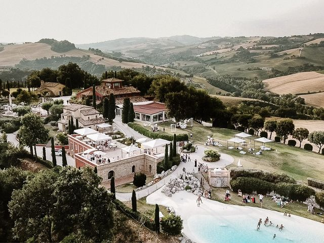 Il matrimonio di Alice e Claudio a Fossombrone, Pesaro - Urbino 85