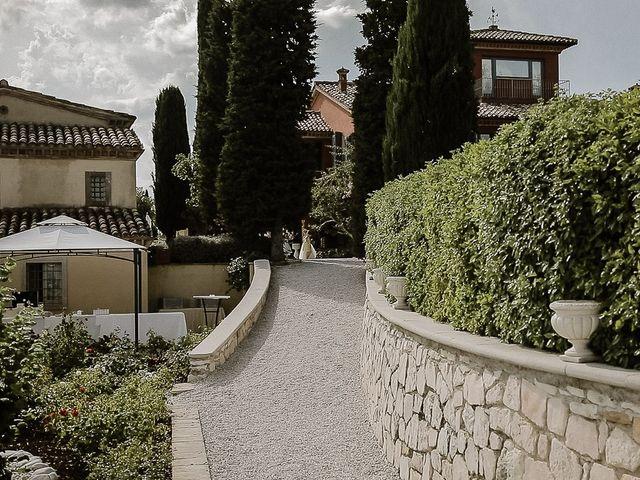 Il matrimonio di Alice e Claudio a Fossombrone, Pesaro - Urbino 89