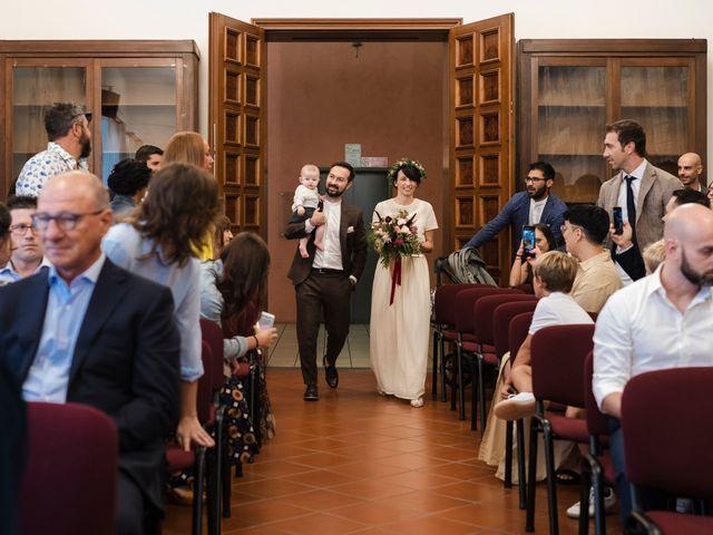 Il matrimonio di Federico e Alessandra a Chiari, Brescia 19