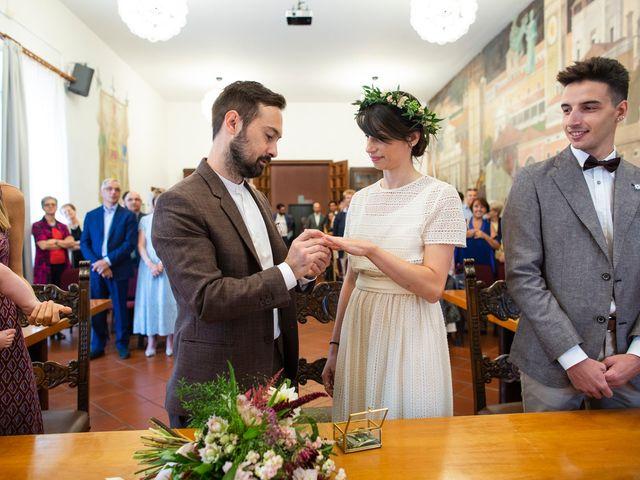 Il matrimonio di Federico e Alessandra a Chiari, Brescia 20