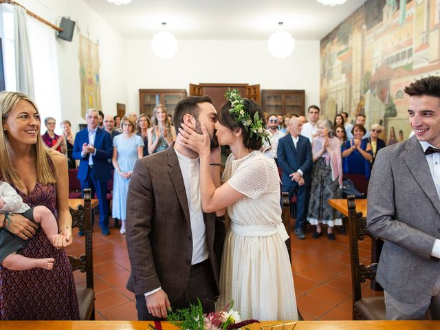 Il matrimonio di Federico e Alessandra a Chiari, Brescia 21