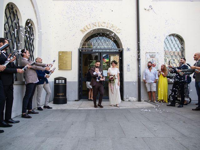 Il matrimonio di Federico e Alessandra a Chiari, Brescia 23