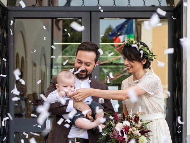 Il matrimonio di Federico e Alessandra a Chiari, Brescia 24