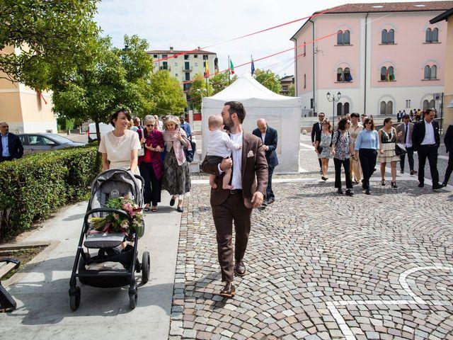 Il matrimonio di Federico e Alessandra a Chiari, Brescia 26