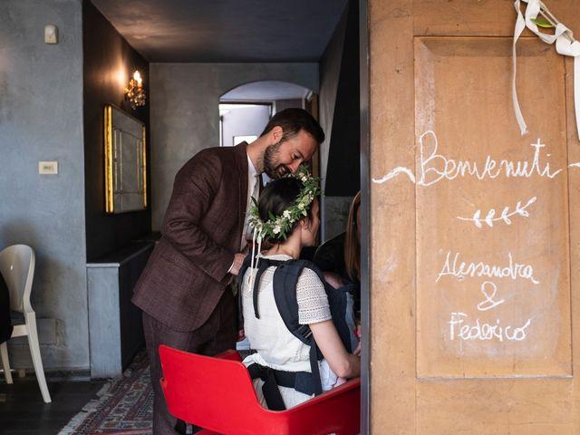 Il matrimonio di Federico e Alessandra a Chiari, Brescia 33