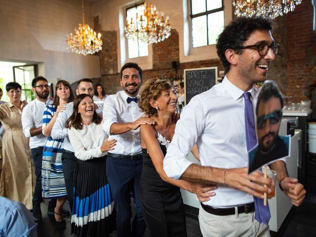Il matrimonio di Federico e Alessandra a Chiari, Brescia 36
