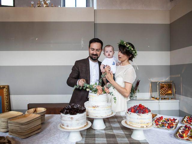 Il matrimonio di Federico e Alessandra a Chiari, Brescia 38