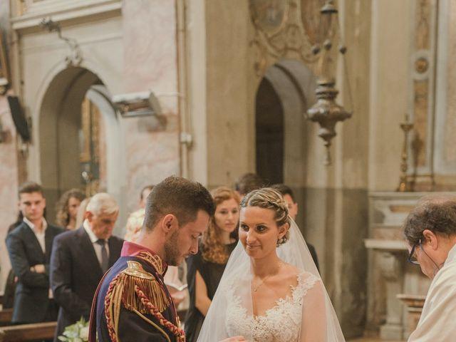 Il matrimonio di Daniela e Pietro a Bergamo, Bergamo 19