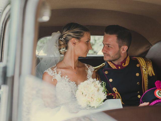 Il matrimonio di Daniela e Pietro a Bergamo, Bergamo 27