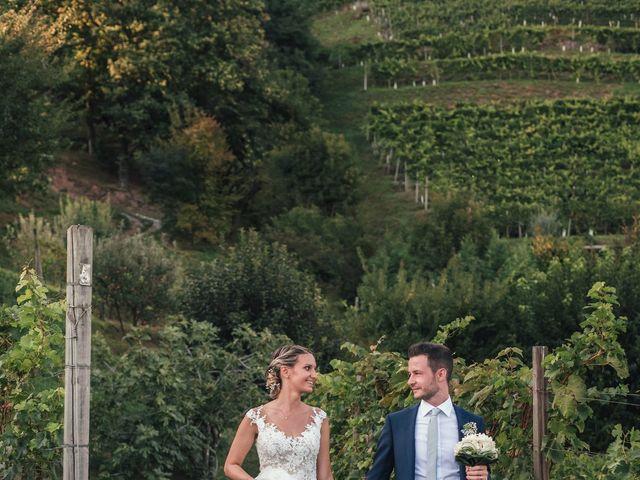 Il matrimonio di Daniela e Pietro a Bergamo, Bergamo 45