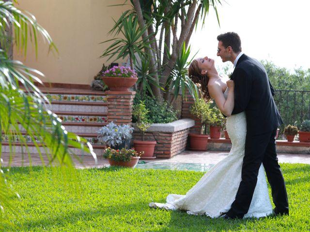 Le nozze di Domenica e Salvatore