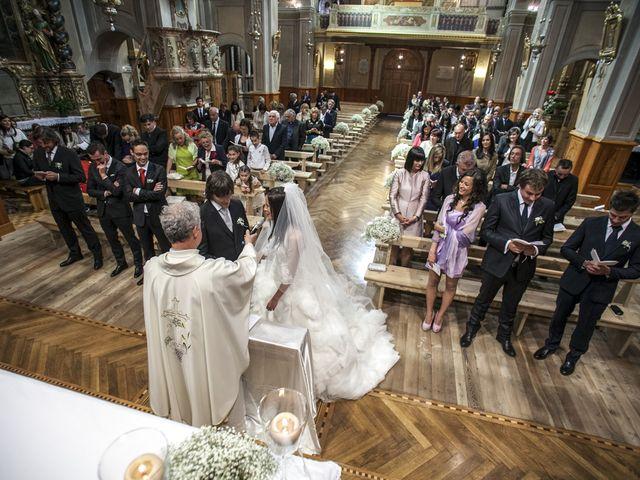Il matrimonio di Silvia e Michele a Livigno, Sondrio 23