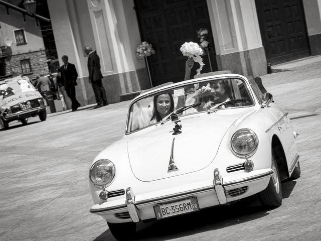 Il matrimonio di Silvia e Michele a Livigno, Sondrio 25