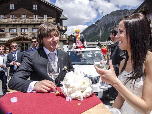 Il matrimonio di Silvia e Michele a Livigno, Sondrio 27