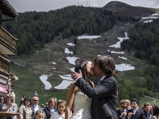 Il matrimonio di Silvia e Michele a Livigno, Sondrio 29
