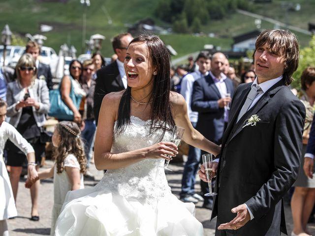 Il matrimonio di Silvia e Michele a Livigno, Sondrio 30