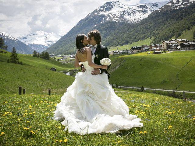 Il matrimonio di Silvia e Michele a Livigno, Sondrio 1