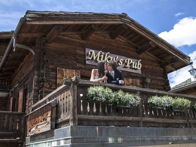 Il matrimonio di Silvia e Michele a Livigno, Sondrio 32