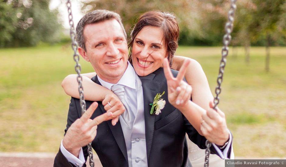 Il matrimonio di Marco e Claudia a Melegnano, Milano