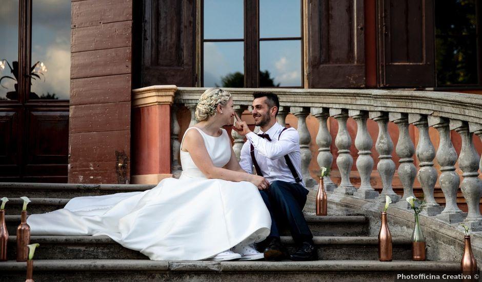 Il matrimonio di Riccardo e Federica a Modena, Modena
