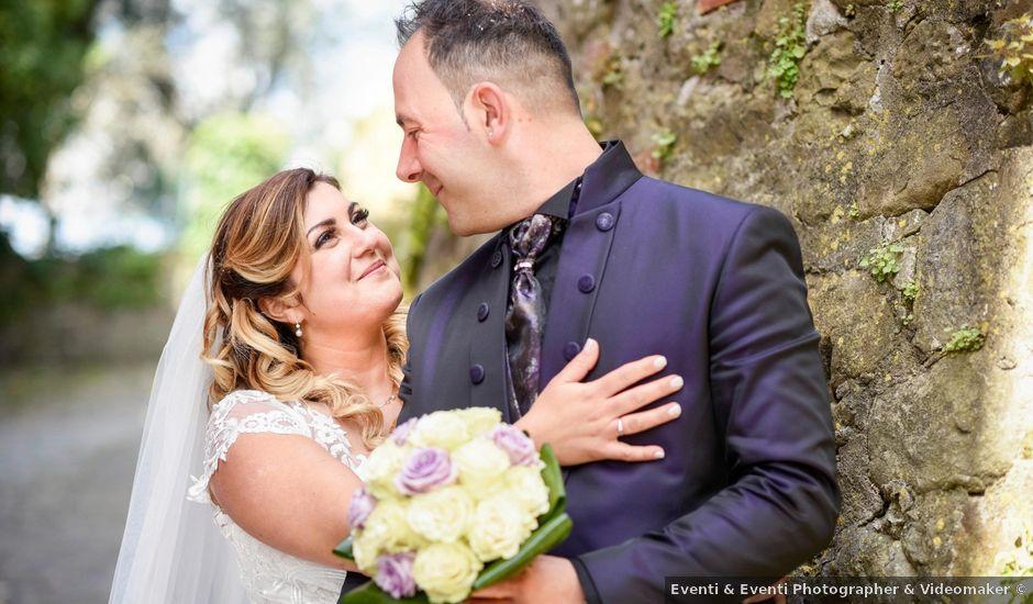 Il matrimonio di Simone e Ilenia a Montale, Pistoia