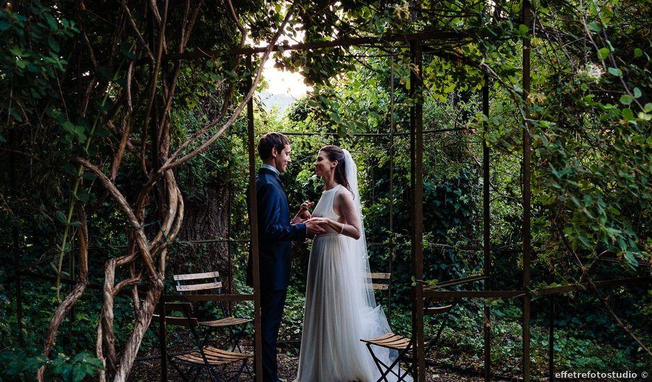 Il matrimonio di Matteo e Caterina a Quarto, Piacenza