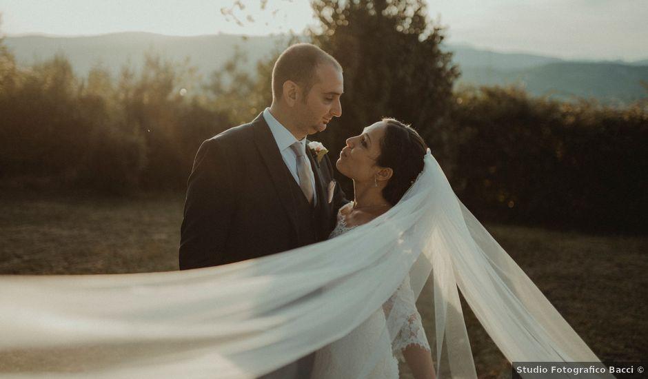 Il matrimonio di Simone e Nicole a Firenze, Firenze